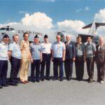 Авиабаза Чарльстон, делегация РФ и США_1996