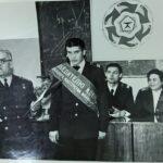 Жуков В.П. Лауреат (1-ое место) в первом конкурсе молодых специалистов гражданской авиации МГА СССР, 1978 год.