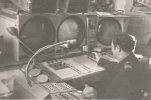 Рабочее место диспетчера РЦ