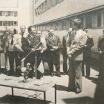 Открытие работ по Теркас Грубий Б.Д. и Поль Хансен_1976