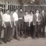 Советско-итальянская группа тест-инженеров РЛС ТЕРКАС_Италия 1976