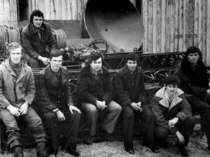Черницкий В.П., Олейник В.Н., - Коллектив Базы ЭРТОС. 1989