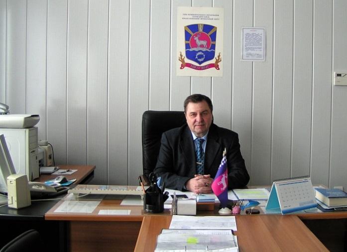 Директор Тазовского филиала