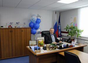 Начальник Тарко-Салинского центра ОВД - юбилей 65 лет