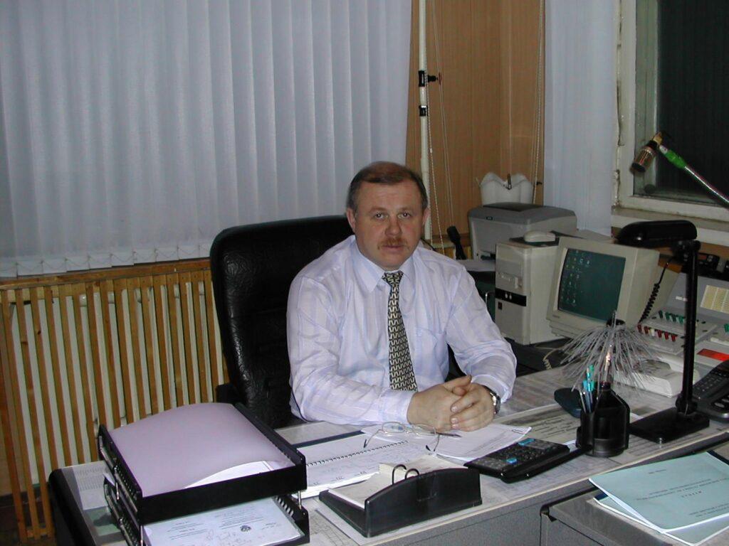 Соколов Александр Михайлович.Руководитель полетов (до 2010 г)