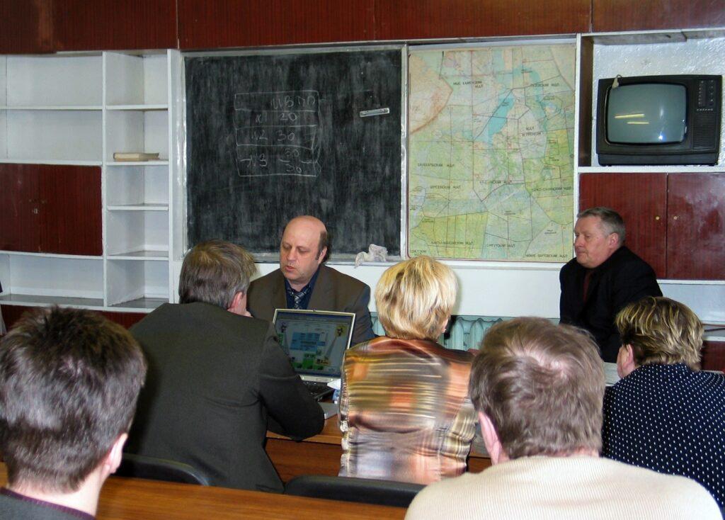 Технический класс службы движения 2009 г.