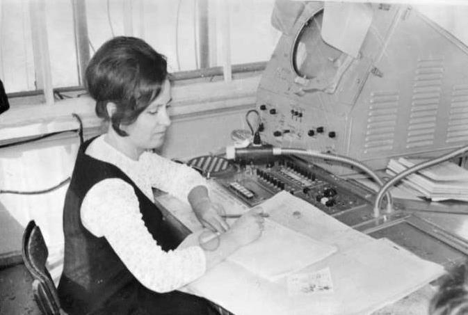 Радиооператор радиобюро