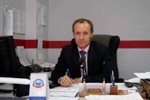 Заместитель начальника центра-начальник службы ЭРТОС Беляев С.И. с 2012 г. по 2016 г.