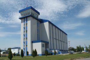 Новое здание КДП Астрахань