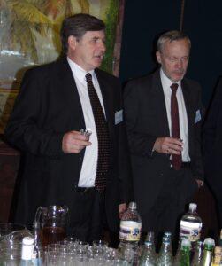2002 г. Магадан, конференция CNS ATM
